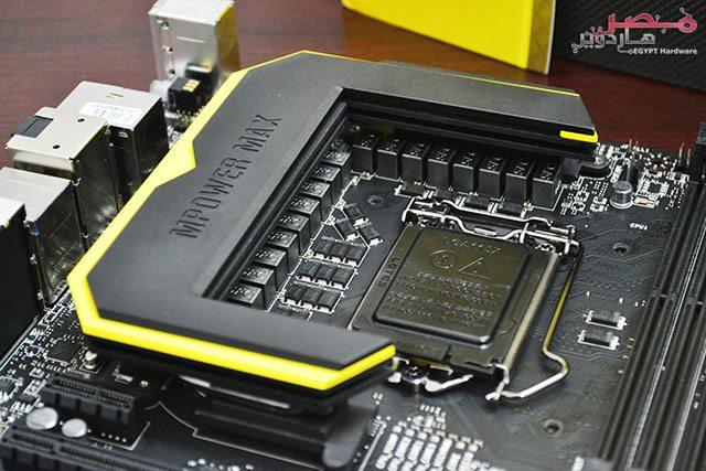 msi z87 mpower max主机板曝光