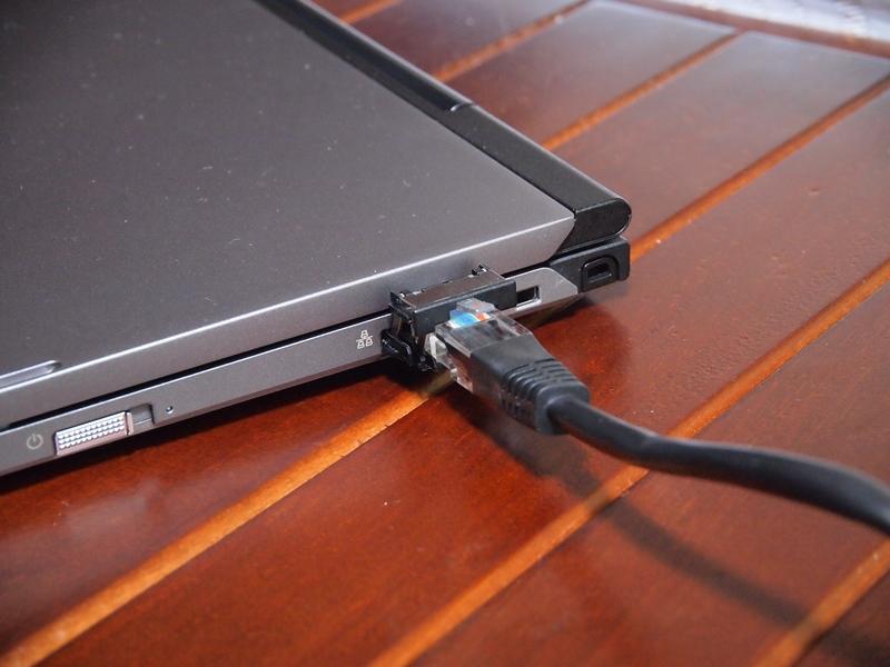 [XF] 商務筆電也能是平板:富士通LIFEBOOK T904