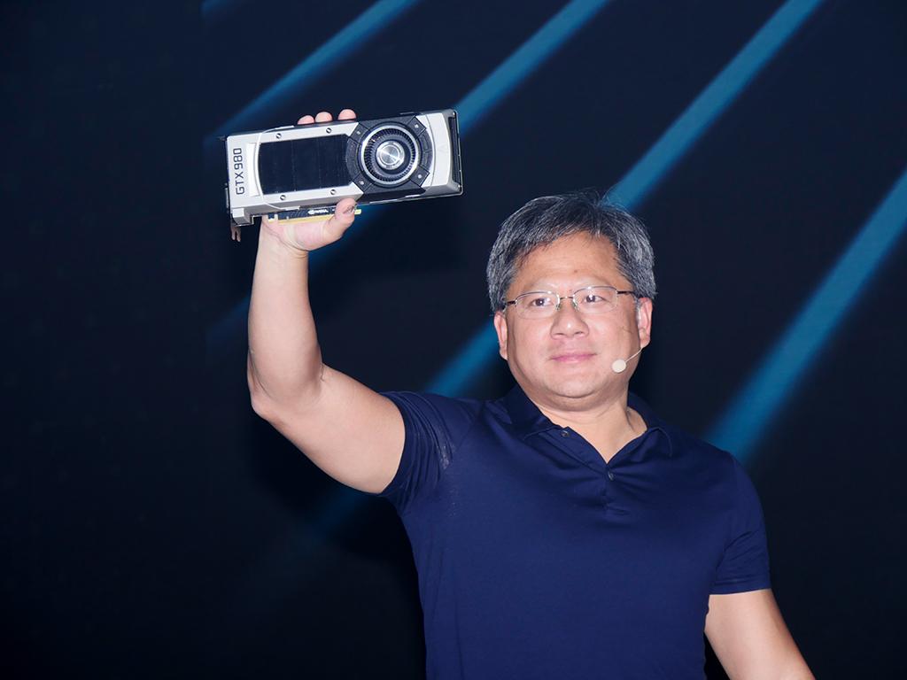 NGF 2014 上海登場 總裁黃仁勳全程使用中文與玩家熱情互動