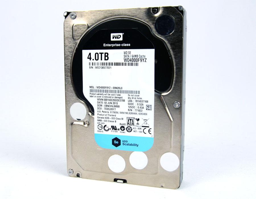 [XF]WD Se 4TB企業級硬碟完美搭配Synology DS1813+ 打造NAS優質儲存