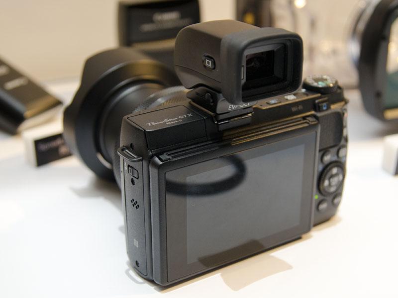 Canon春季新品齊亮相 類單鏡皇、高變焦薄型相機、三防DC超吸睛!