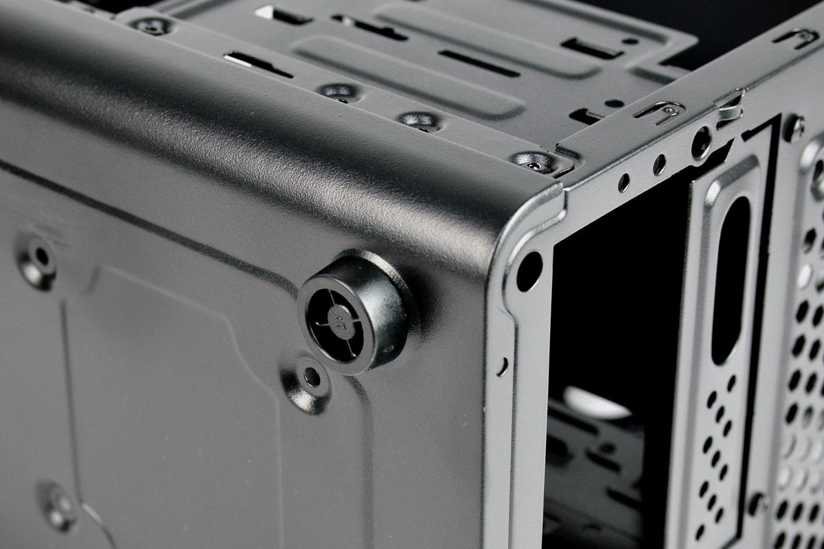 [XF] 視博通迷你mATX機殼新品「小流星」:功能齊全、素雅耐看
