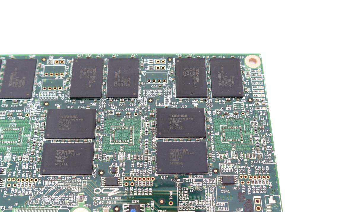[XF] 單卡極速體驗 OCZ RevoDrive 350 480G