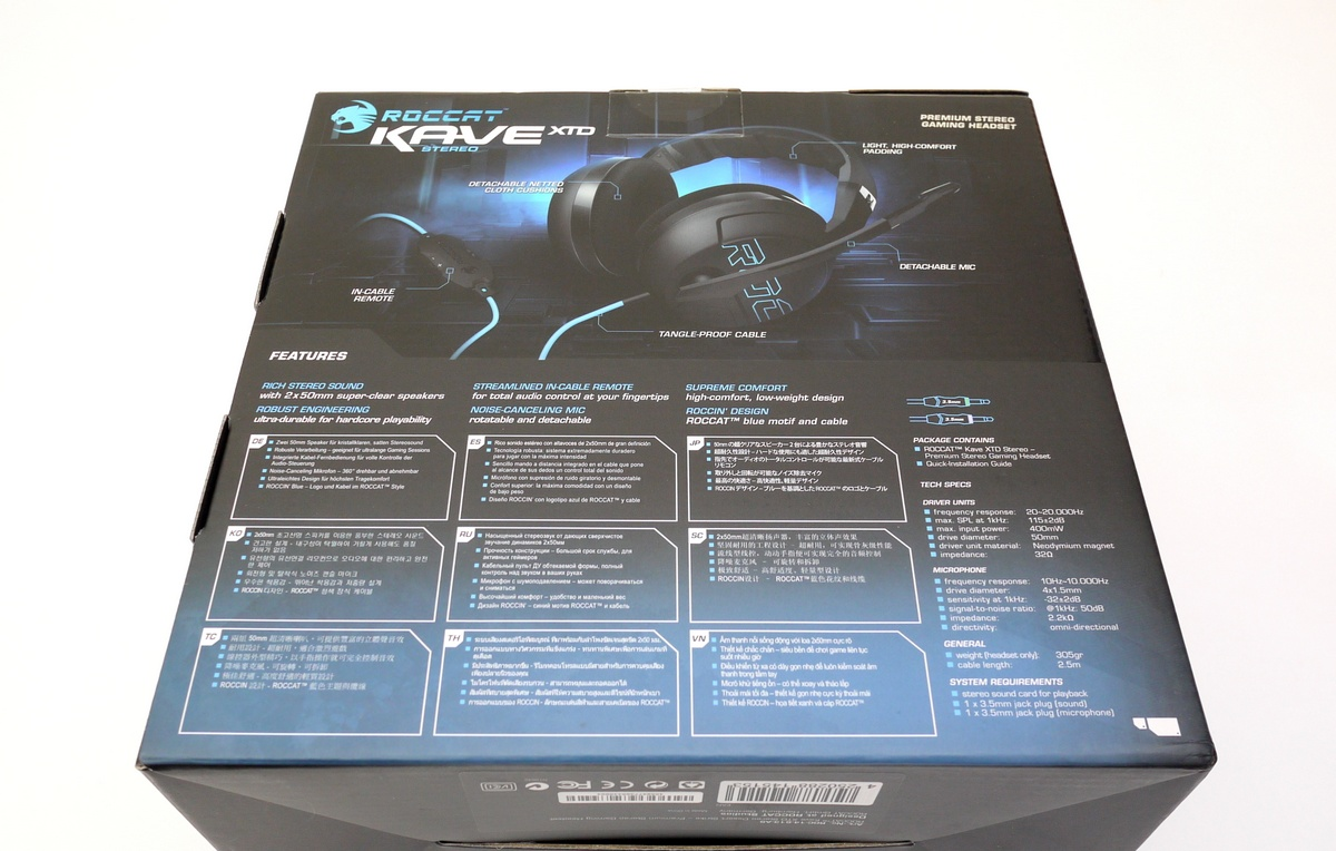 [XF] 讓敵人無所遁形 Roccat Kave XTD Stereo Military Edition