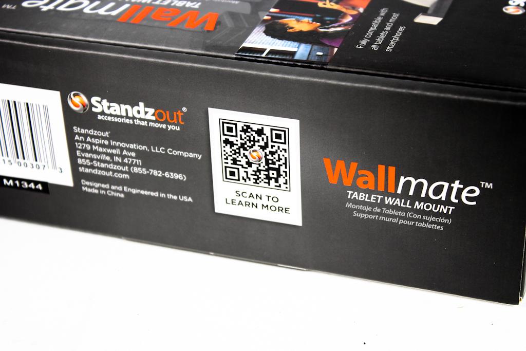 [XF] 平板利器,全家都適用的平板架 Standzout Wallmate通用型平板托架