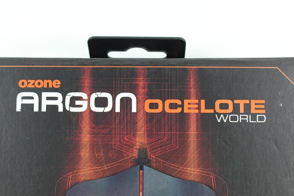 [XF] 歐洲電競瘋-OZONE ARGON OCELOTEWORLD雷射電競滑鼠