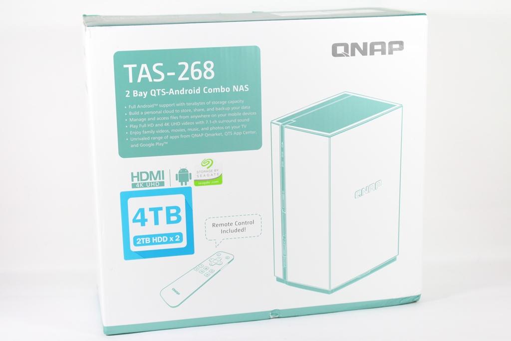 QNAP威聯通TAS-168/268全球唯一QTS + Android 雙系統NAS誕生