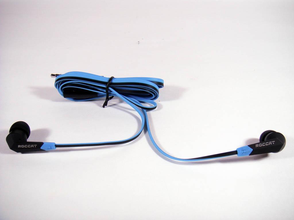[XF] 低音震撼力十足-冰豹ROCCAT SYVA耳道式耳機