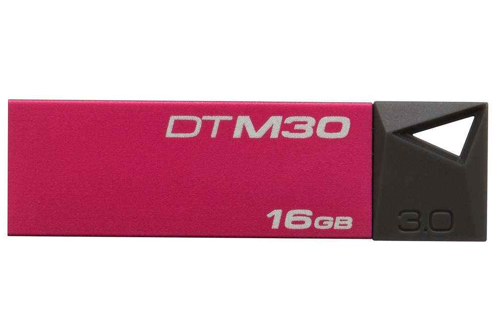 金士頓 DataTraveler Mini 3.0 16GB 美型隨身碟輕巧實測