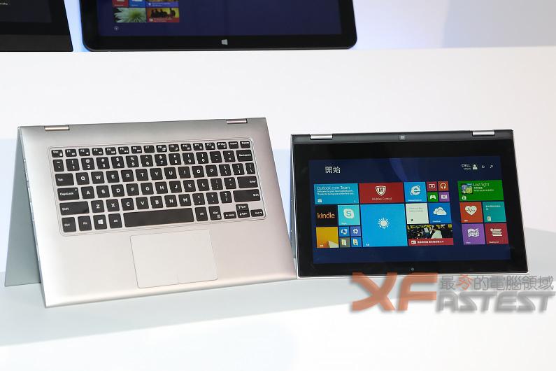 Dell於台北國際電腦展推出多款筆電與平板產品