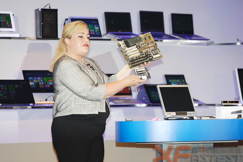 英特爾14nm製程參考平台亮相並指出整合式連網裝置將帶動新運算時代