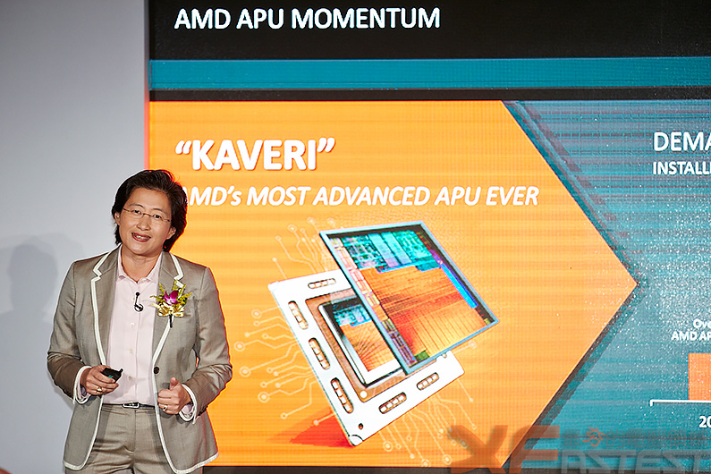AMD推出筆記型電腦專用FX及PRO A系列APU