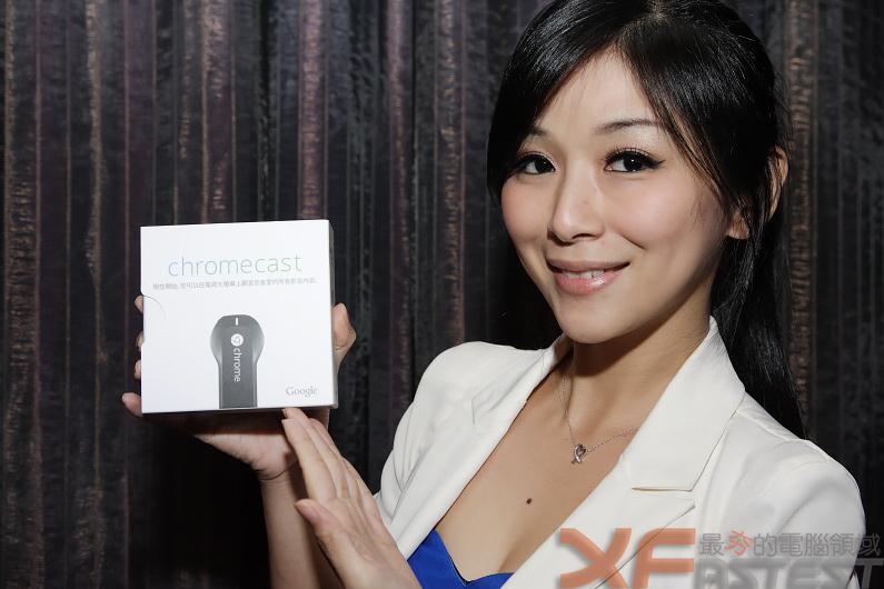 Google Chromecast終於在臺灣上市