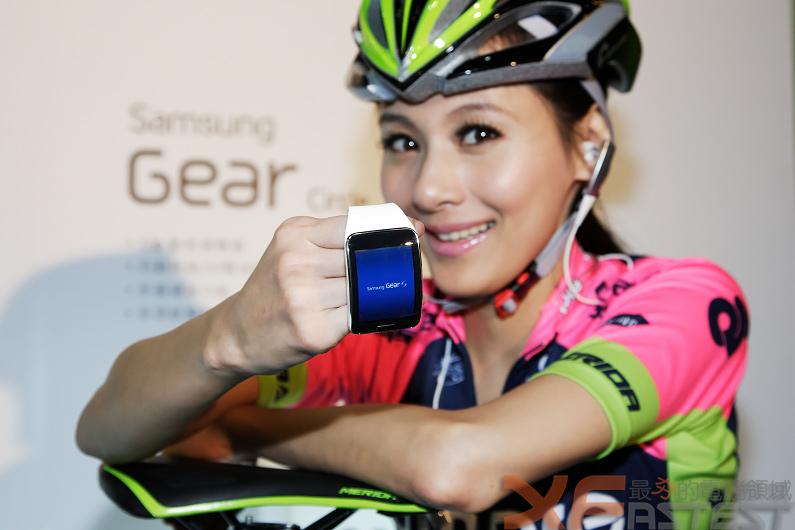 三星與美利達自行車異業合作推動穿戴裝置