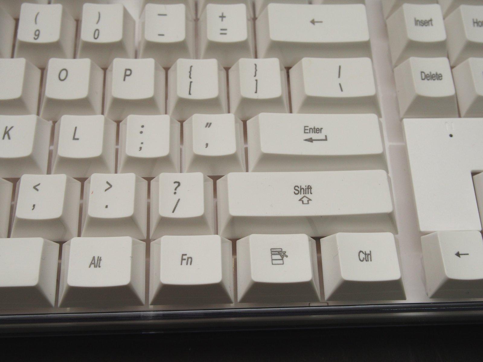 [XF] 令人愛不釋手的水晶鍵盤 i-rocks IK6