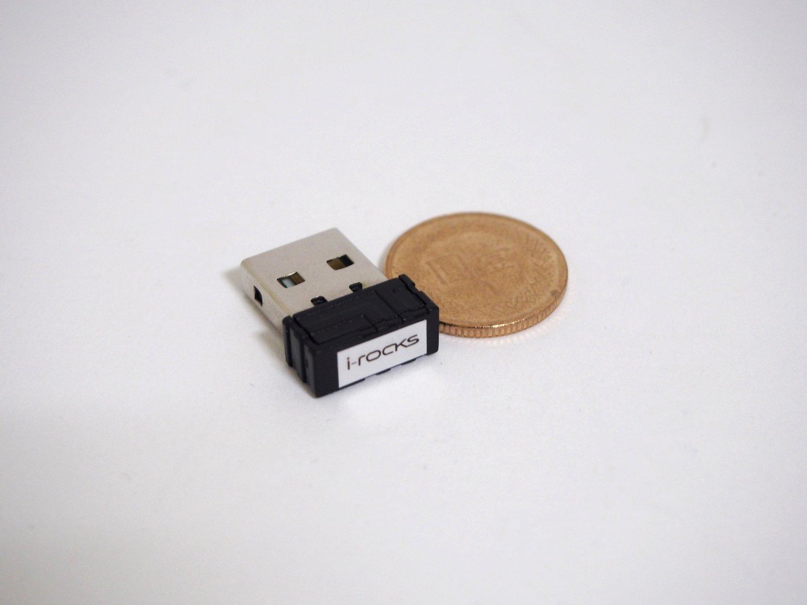[XF] 雪白經典復刻再現 i-rocks 艾芮克 RF6170S Retro 無線鍵鼠