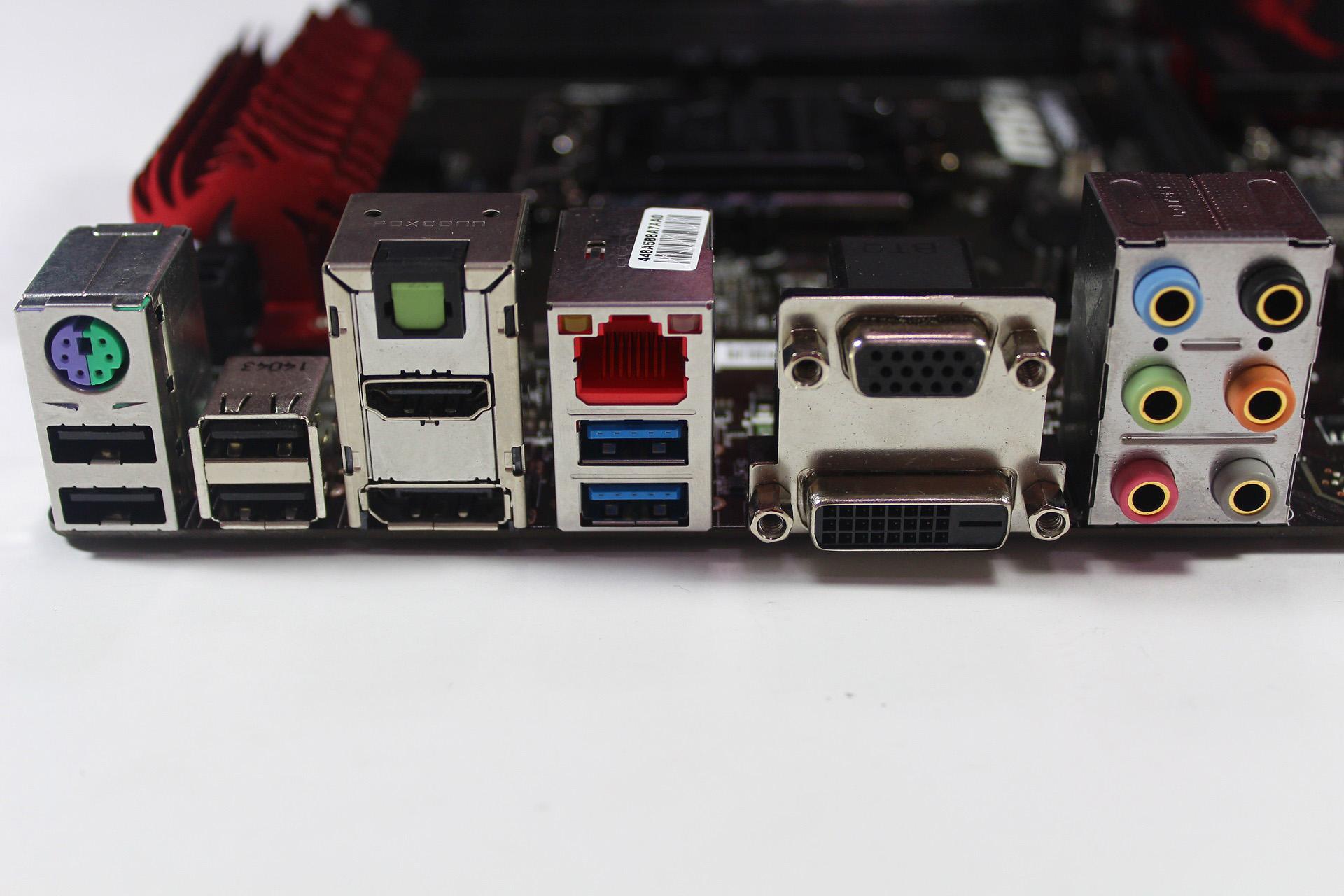[XF] 電競風襲擊 MSI B85M Gaming 登場