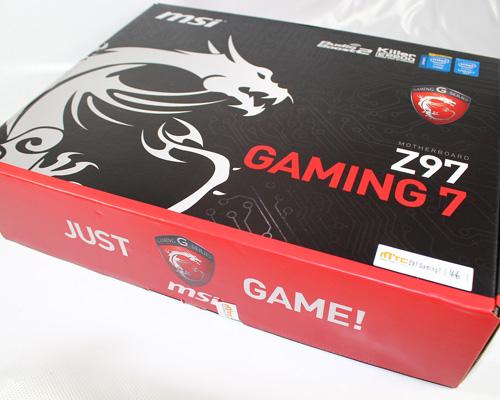 [XF] 遊戲新選擇 MSI Z97 GAMING 7 搭配GTX 760 Gaming 顯示卡效能測試