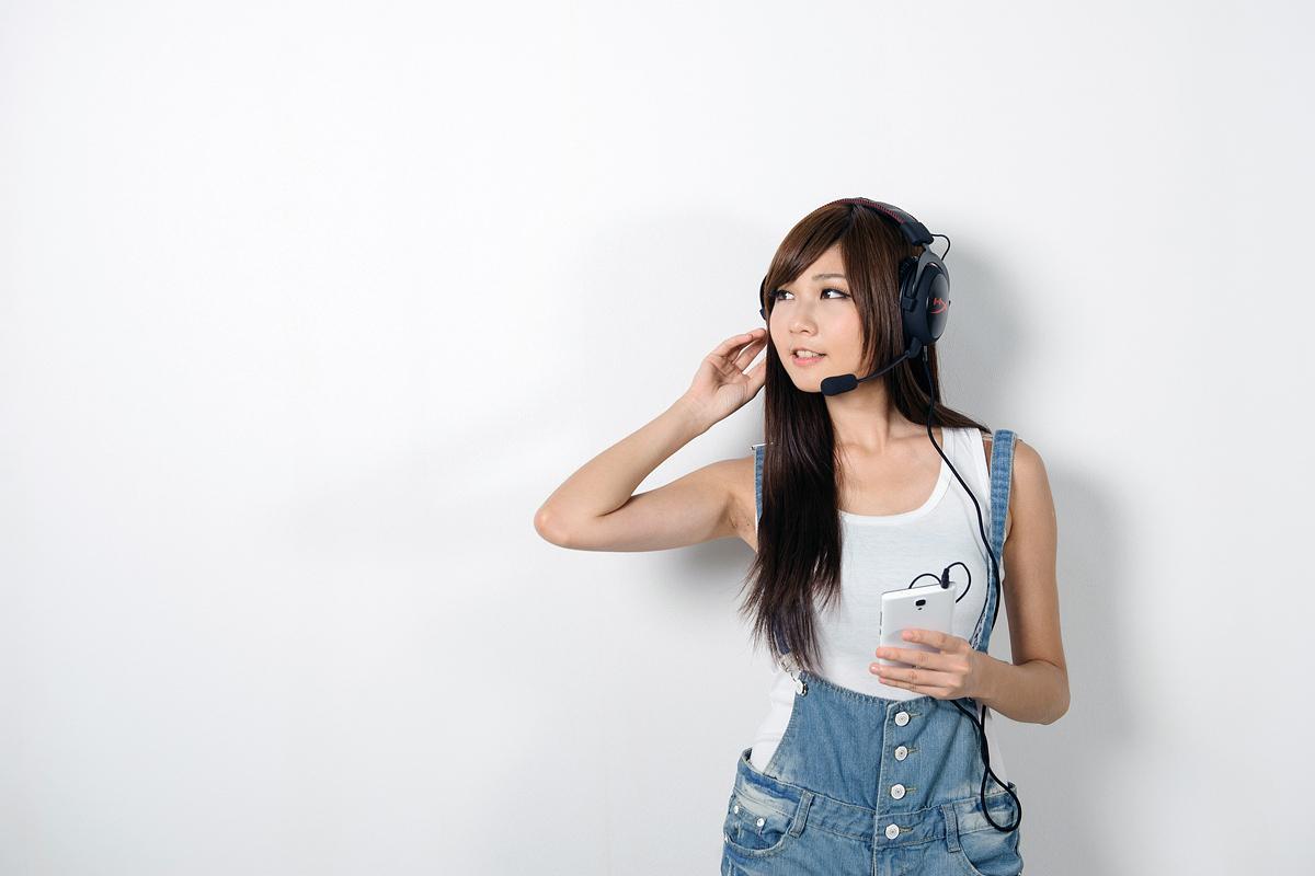 正妹特派員特輯:金士頓 HYPERX CLOUD 不一樣的電競耳機