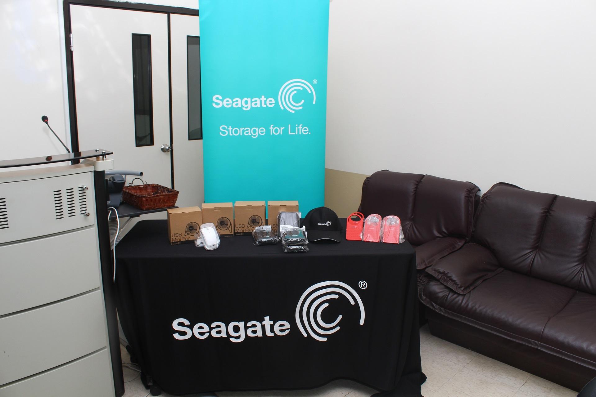 """Seagate """"就是要混""""玩家研討會活動紀實"""