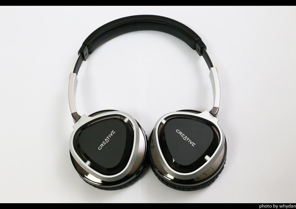 [XF] 輕巧萬用小耳罩,Creative Aurvana Live!2