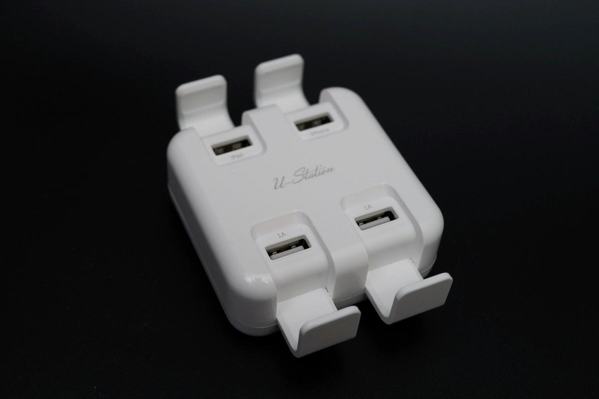 [XF] 美型電力補給站 智慧型裝置最佳後勤 OPSO U-Station USB排插簡測