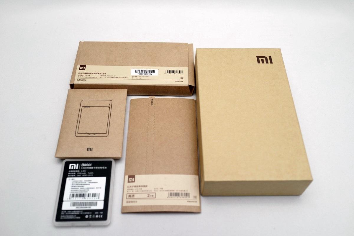 [XF] 平價殺手 體驗MIUI價值 XIAOMI 紅米簡易開箱
