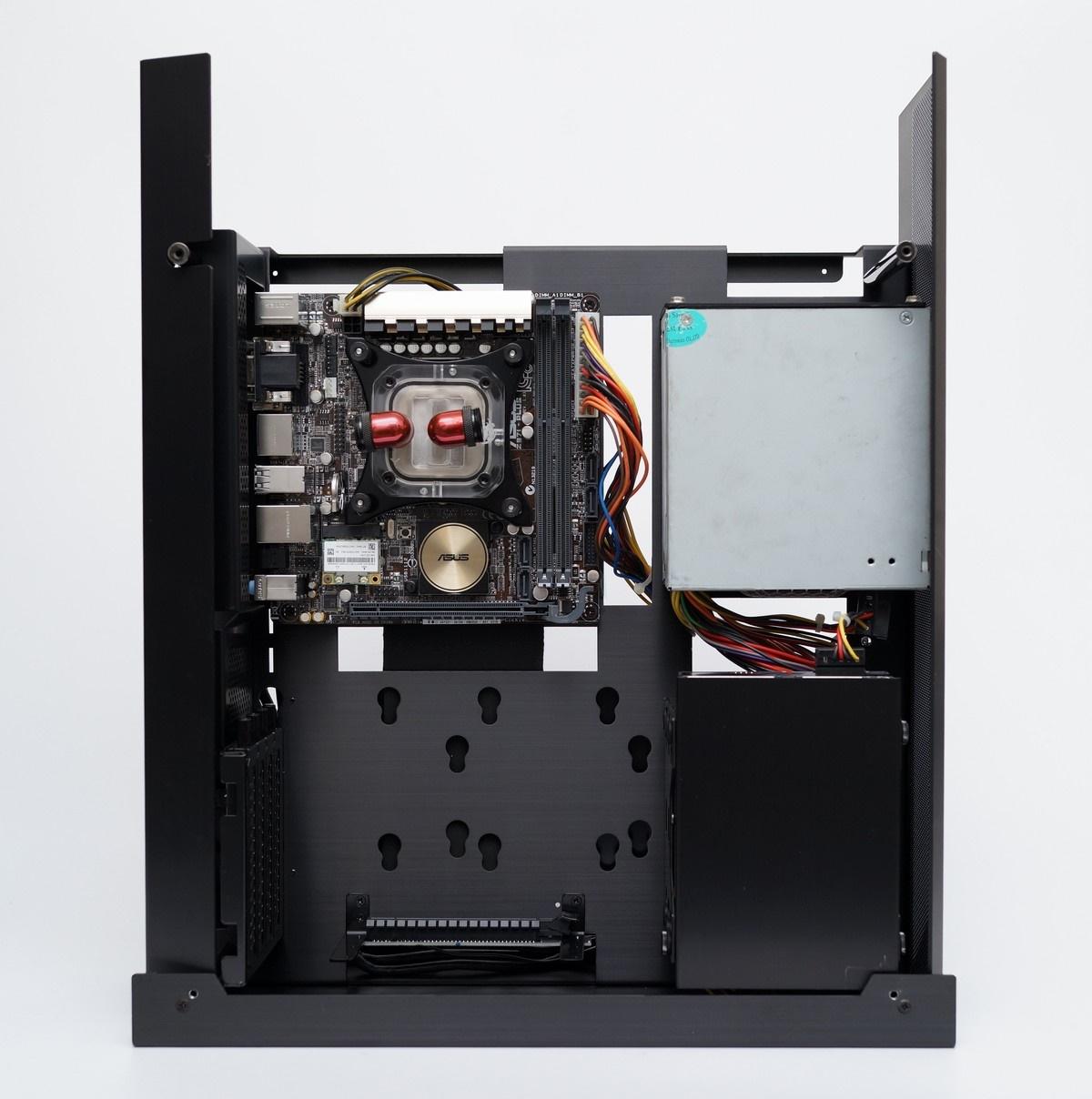 [XF] 內裝ITX大容量 精巧設計工藝不凡 LIAN LI PC-O5S機殼評測