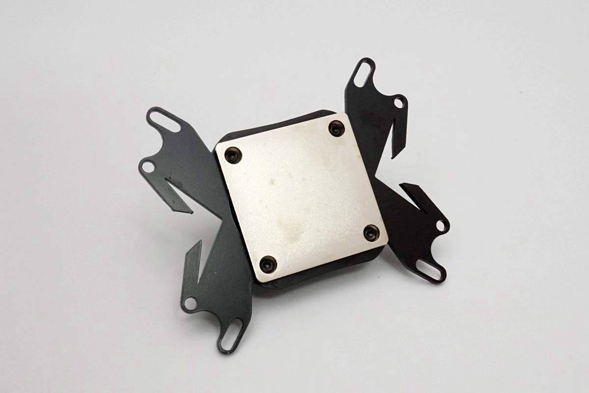 [XF] 平價微水道設計 Bykski CPU MTX-C水冷頭