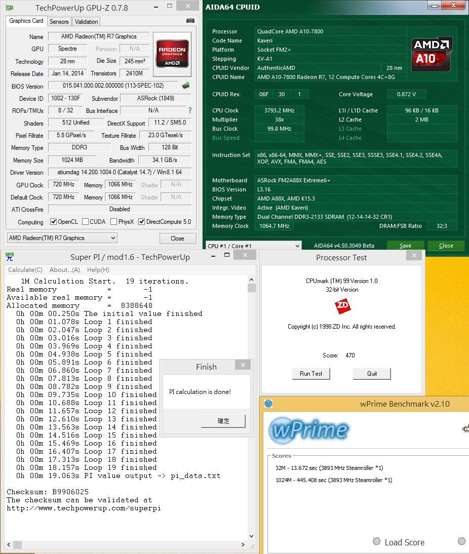 [XF] HSA架構新兵 掌握功效平衡之器 AMD Kaveri APU A10-7800評測