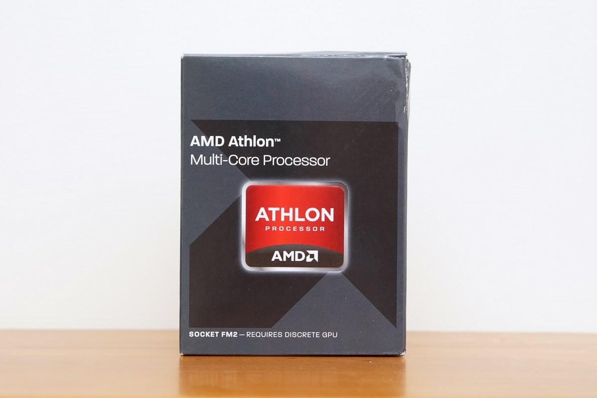 [XF] 低階升級裝機另一選擇AMD Athlon X4 750K評測
