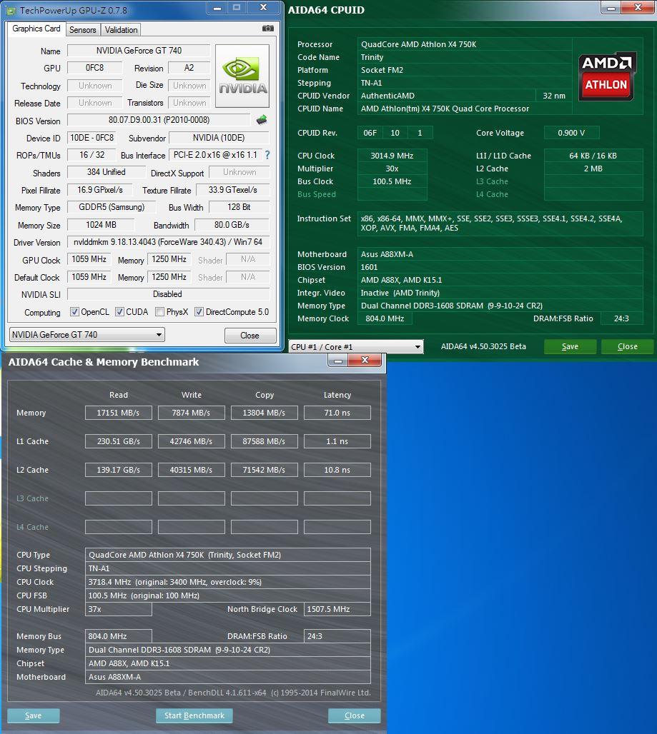 [XF] 發揮FM2+平台價值 實用裝機主機板ASUS A88XM-A評測