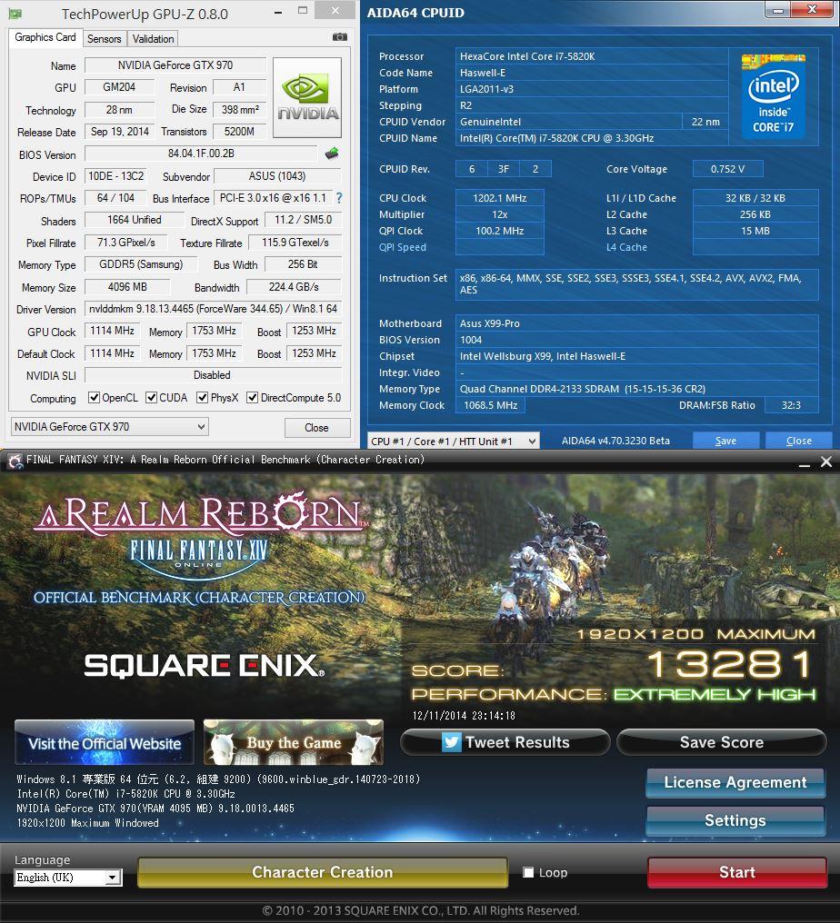 [XF] 實惠6核能效 平價X99首選Intel Corei7-5820K 市售盒裝版評測