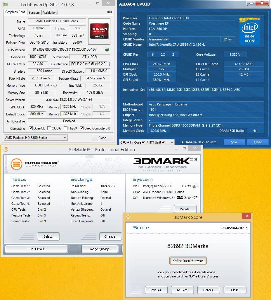 [XF] 殘餘價值精彩發揮 洋垃圾也有高效能 Intel Xeon L5639 評測