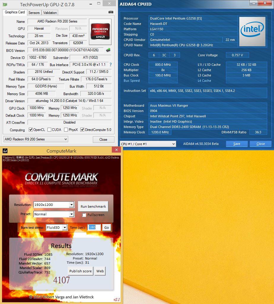 [XF] 挑戰產品界線 價格與定位決定產品價值Intel Core i3 4130& Pentium G3258對比評測