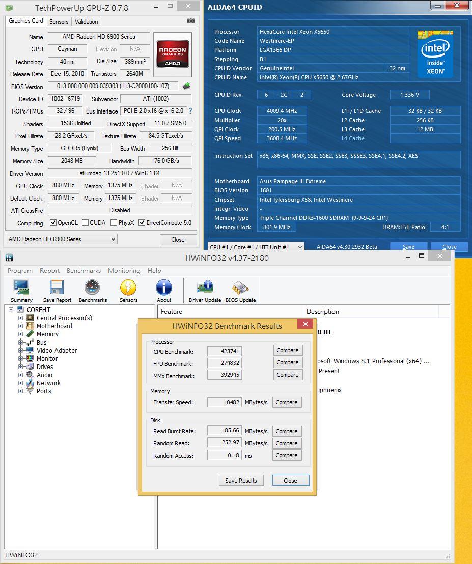 [XF] 發揮不俗性能價值 高效能洋垃圾之其二 Intel Xeon x5650 評測