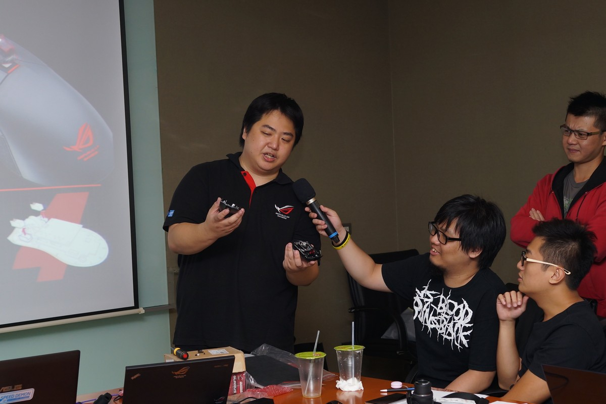 [APFG] 絕佳X99能效設計 神器在手巧納精粹再造經典 ASUS Focus Group 2014Q4活動紀實