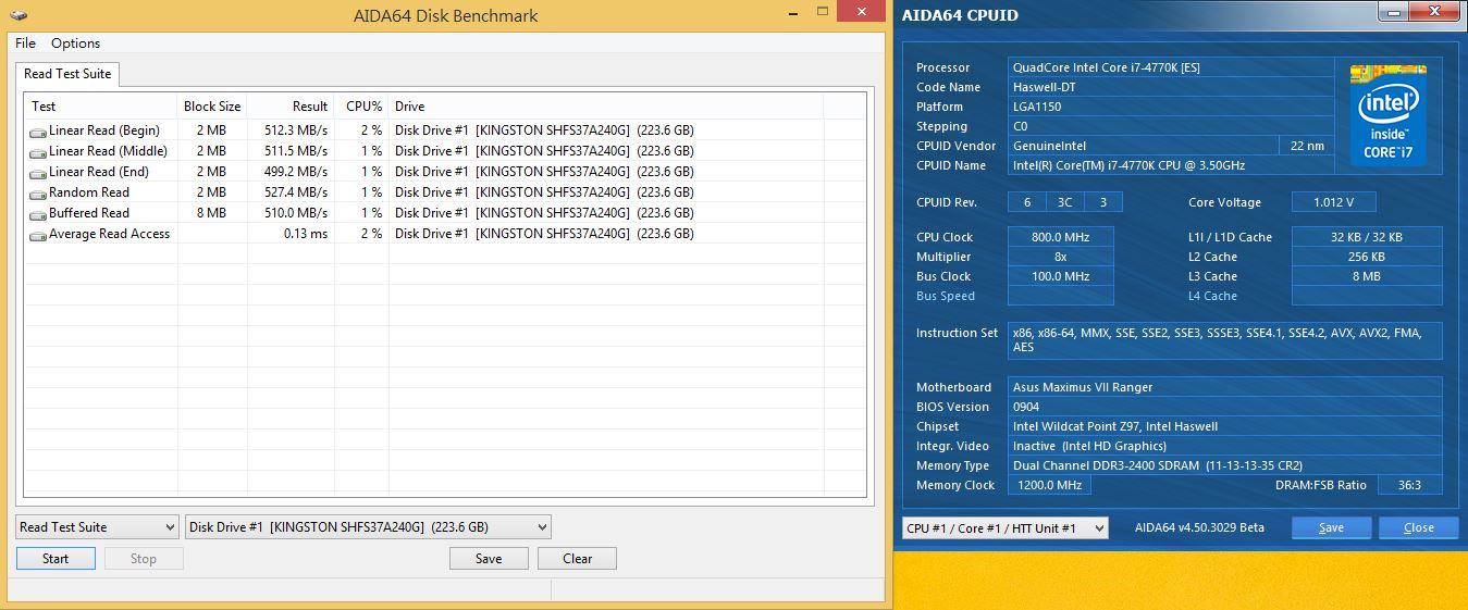 [XF] 系統效能改善新契機 效能不錯價格實惠 Kingston HyperX FURY SSD 240GB 評測