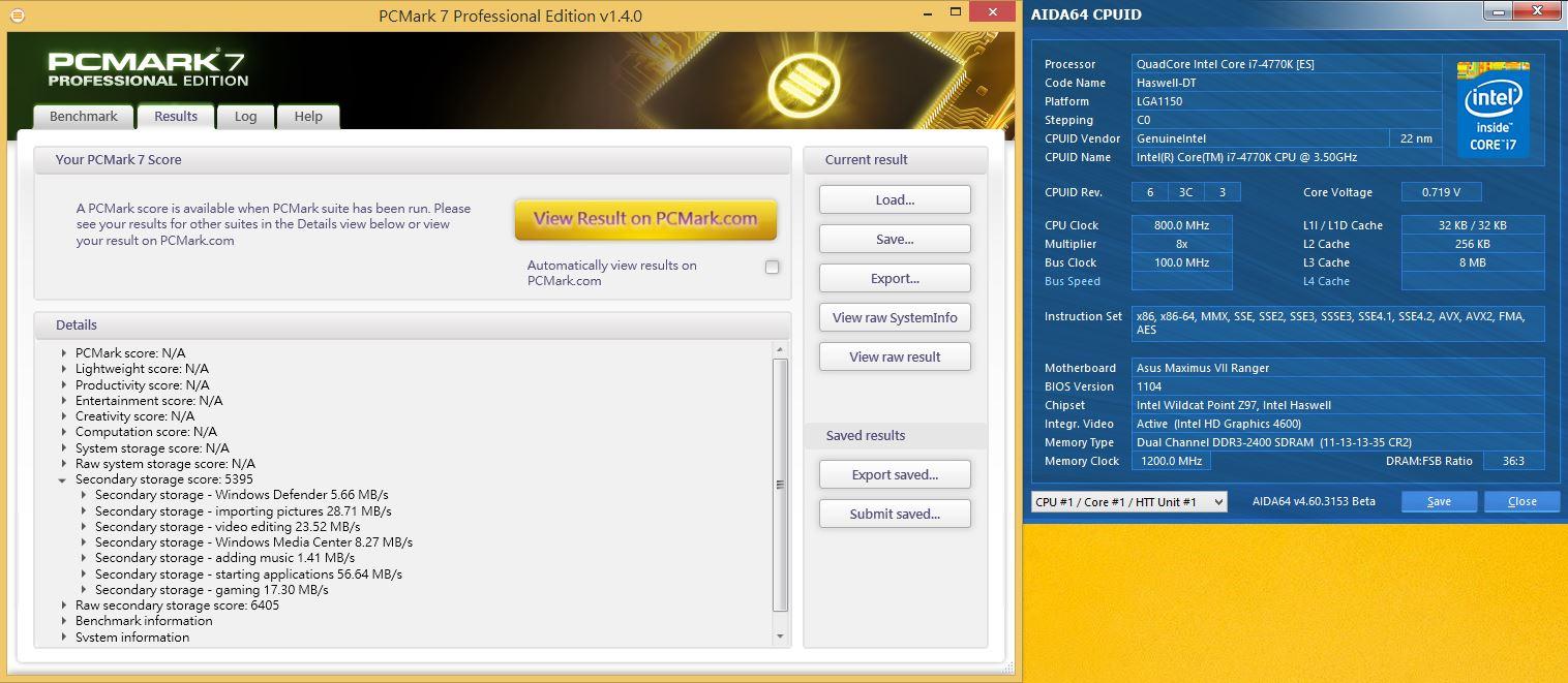 [XF] SSD回春的苦口良藥 ASUS ROG SSD Secure Erase&Kingston HyperX SSD 240GB 實戰評測