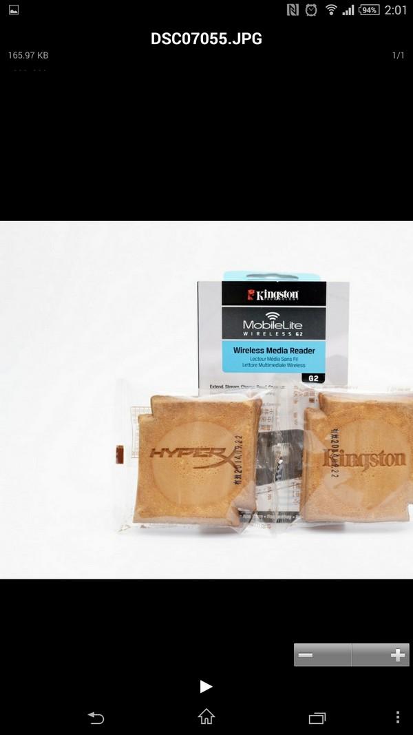 [XF] 進化設計 功能完備 隨身存取小幫手 Kingston MobileLite Wireless G2 無線讀卡機簡測