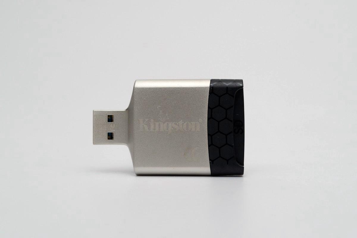 [XF] 金屬質感 輕便攜行 高速存取 Kingston MobileLite G4 讀卡機評測