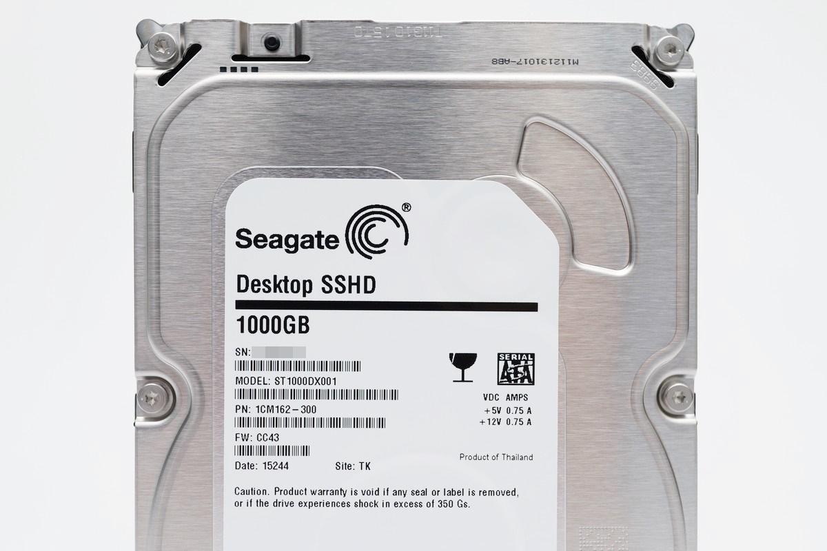 [XF] 混種巨獸 效能與容量兼得的選擇 Seagate Desktop SSHD 1TB應用實測