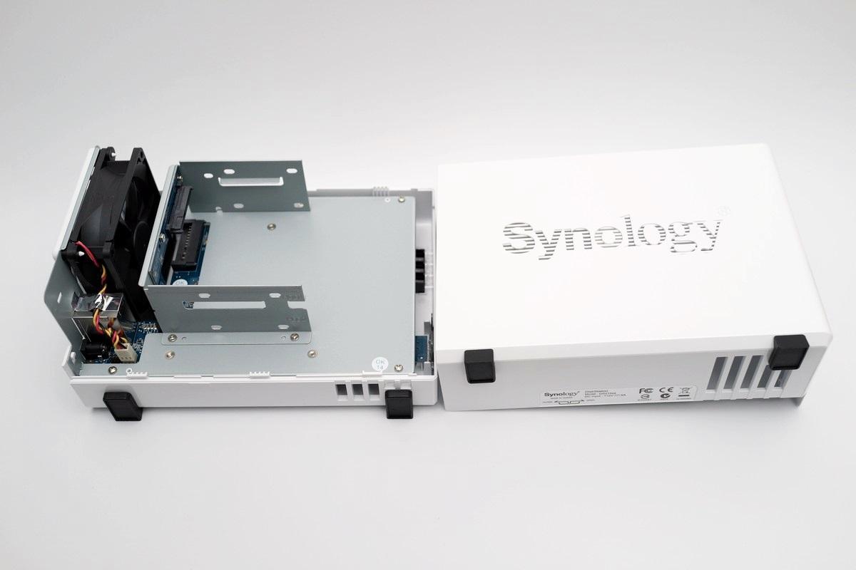 [XF] 親民價位 DSM5.0簡便易用 Synology DS214SE NAS應用實測