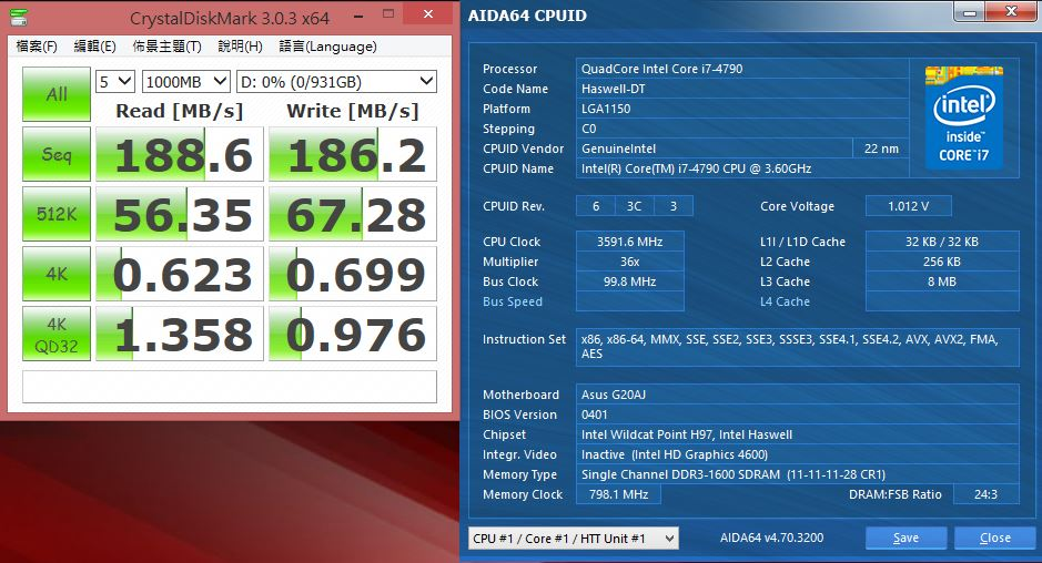 [XF] 裝機碟之屬 單碟1TB已成主流 Toshiba DT01ACA100 1TB評測