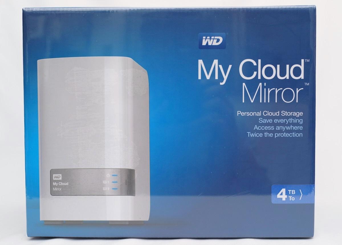 [XF] 個人雲端資料管理 檔案備份安全省事WD My Cloud Mirror 4TB系統評測