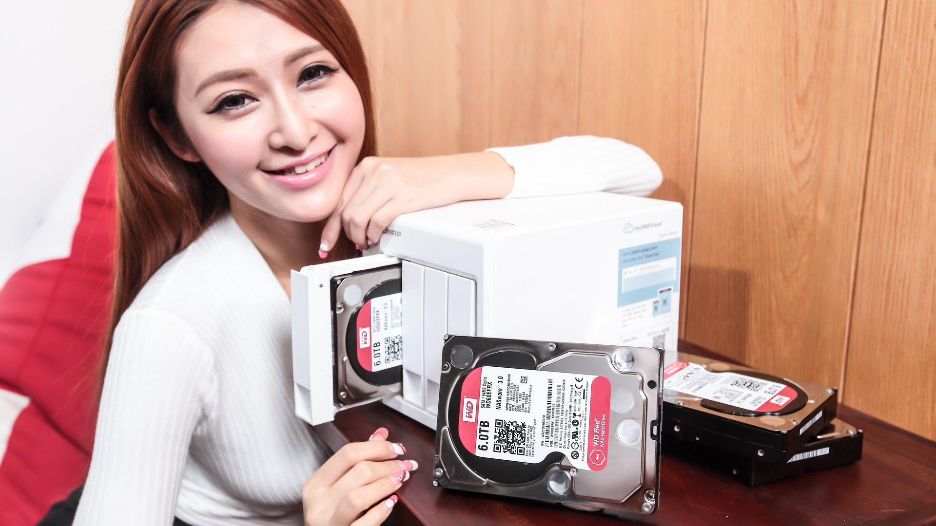 [XF] 為您的NAS系統挑選最佳戰友吧 WD Red 系列硬碟適才適所發揮絕佳效益