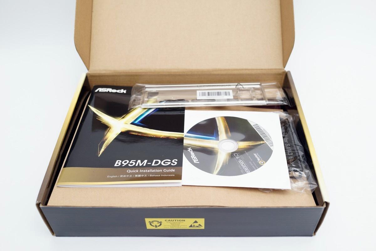 [XF] 價格決勝裝機流 用料經濟能效佳 ASRock B95M-DGS 評測