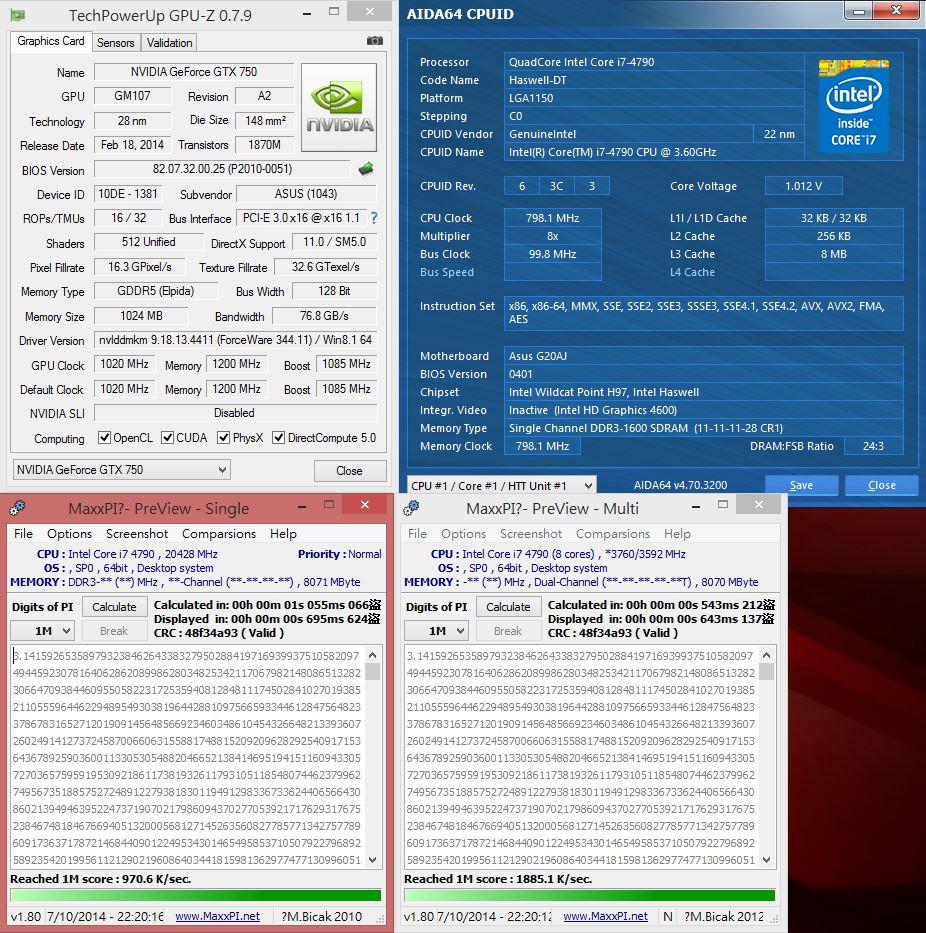 [XF] 巧納ROG精粹 展高效電競能量 ASUS ROG G20 桌上型電腦評測