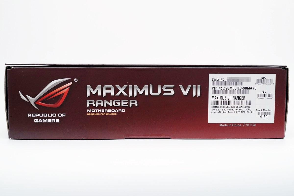 [XF] Z97遊俠率先掠陣 搶佔電競先機 ASUS ROG Maximus VII Ranger 評測