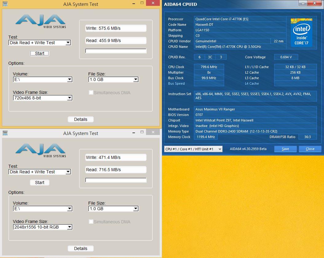 [XF] 原生新傳輸介面 高效能表現 Maximus VII Ranger M.2介面啟用及傳輸效能評測